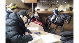 Завершился курс «Теория и методика физической культуры и спорта. Тренер по конному спорту»