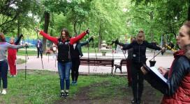 """Семинар """"Скандинавская ходьба"""" (2-4 июня 2017)"""