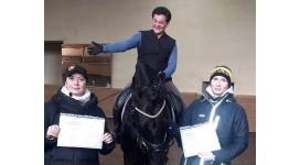 Курс «Теория и методика физической культуры и спорта. Тренер по конному спорту» (18-29 марта 2019)